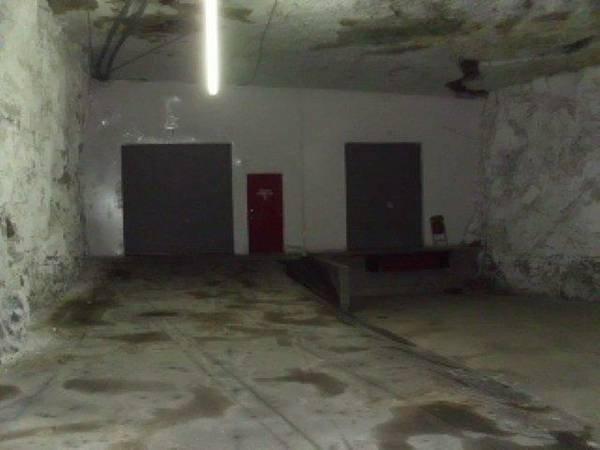 Underground Warehouse Industrial Underground Facility