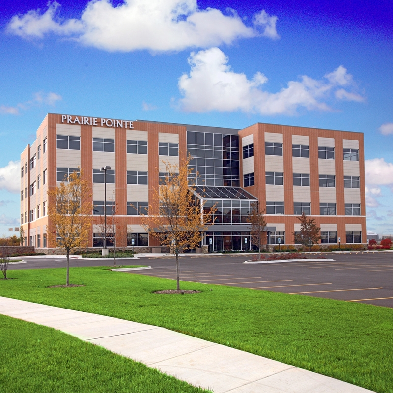 Prairie Pointe Office Center 4885 Hoffman Blvd Hoffman