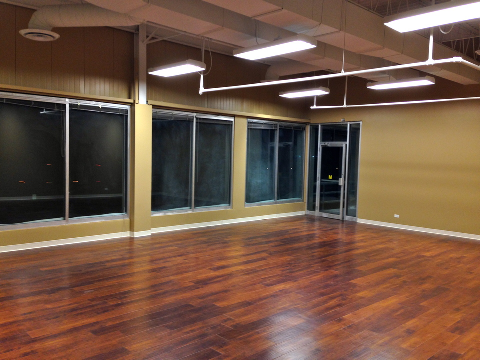 FITNESS CENTER OFFICE SPACE SUBLEASE - 1200-1238 Old Skokie Rd ...