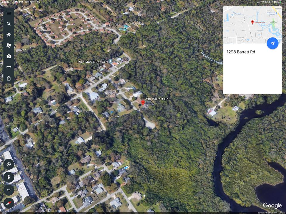 1298 Barrett Rd (SITE I & SITE II), Fort Myers, FL, 33903