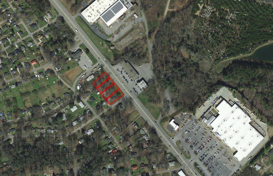 2101 - 2107 Poinsett Highway, Greenville, SC, 29617