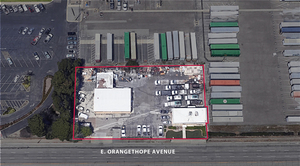 2301 E. Orangethorpe Avenue, Fullerton, CA, 92831