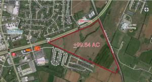 McClelland Circle & Quality Drive, Georgetown, KY, 40324