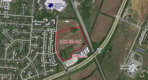 Quality Drive & McClelland Circle, Georgetown, KY, 40324