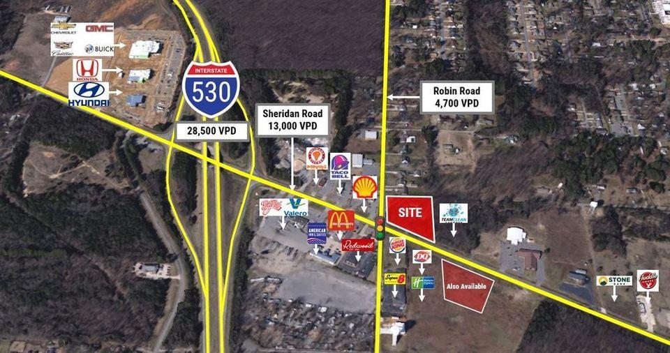 1305 Robin Road, Pine Bluff, AR, 71602