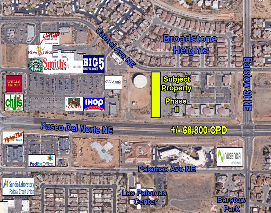 8200 Carmel Ave NE, Albuquerque, NM, 87122