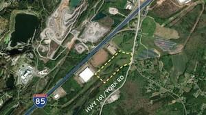 Hwy 161/York Rd @ Industrial Dr, Kings Mountain, NC, 28086