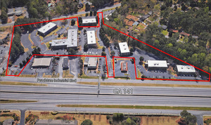 9.8 Acres Peachtree Industrial Blvd, Doraville, GA, 30360