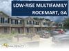 530 Hogue Avenue, Rockmart, GA, 30153