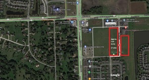 East Weber Road and Renwick Road, Crest Hill, IL, 60441