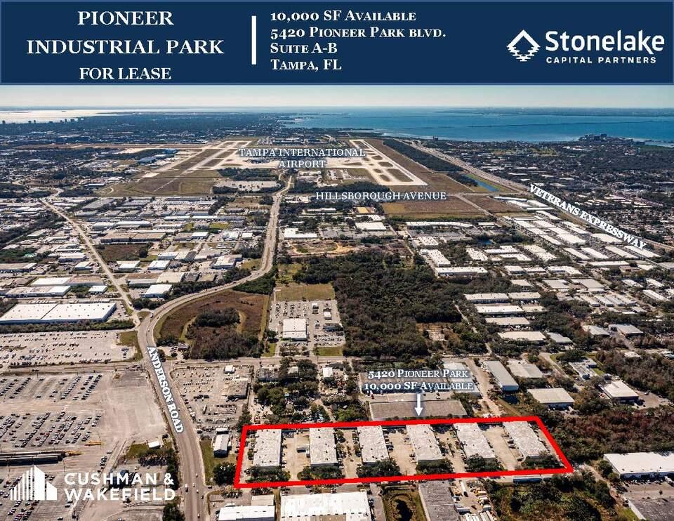 5420 Pioneer Park blvd, Tampa, FL
