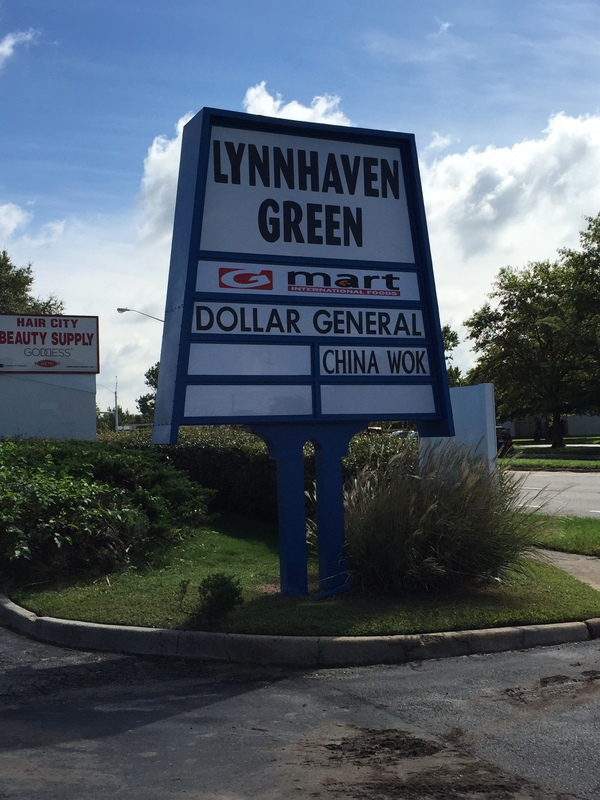 Lynnhaven Parkway Virginia Beach Va