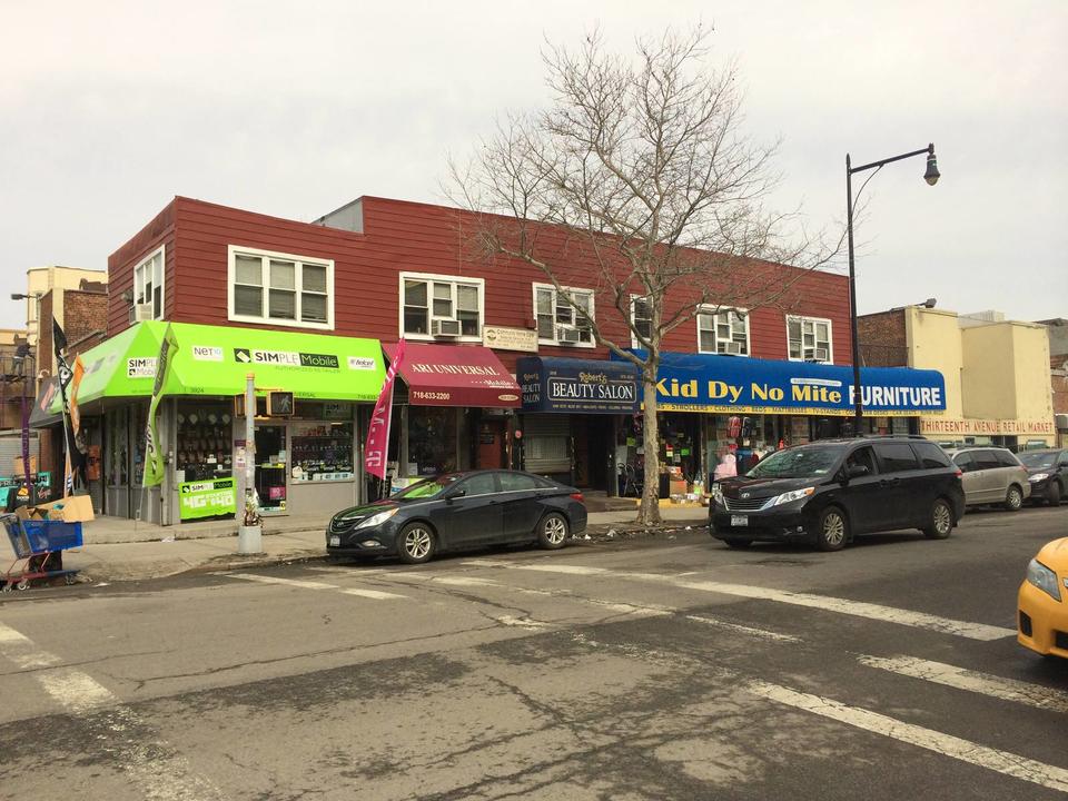 3914-3924 13th Ave, Brooklyn, NY, 11218