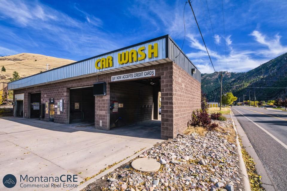 1120-1140 E Broadway - Matt Mellott & 9250 SF Storage Units/Car Wash - Missoula MT - $240000 - 1120 ...
