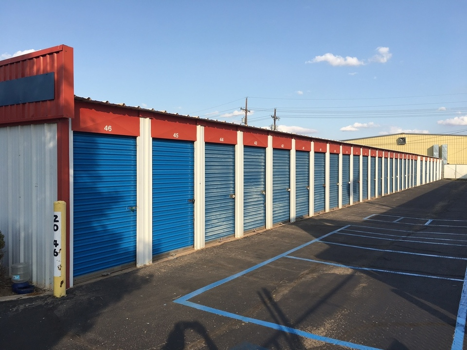 All American Self Storage 5838 5939 49th Street Lubbock