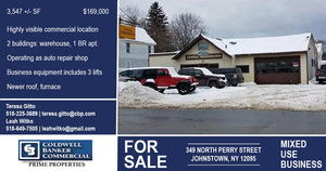 349 North Perry St, Johnstown, NY, 12095