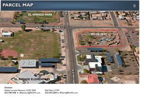 SEC W Thunderbird and El Mirage Road, El Mirage, AZ, 85335