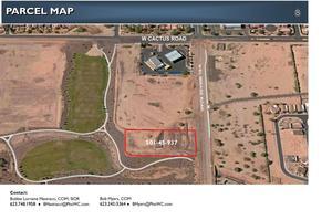 El Mirage Road and Cactus Road, El Mirage, AZ, 85335