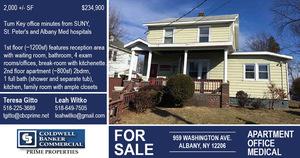 959 Washington Avenue, Albany, NY