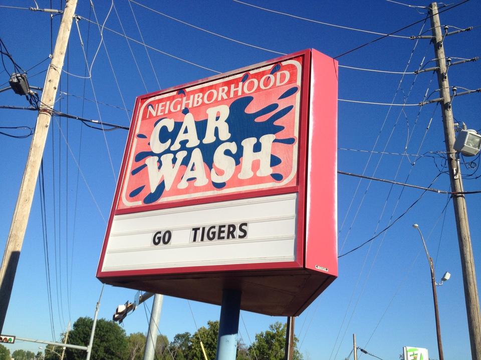 Texarkana Tx Neighborhood Car Wash For Sale 1520