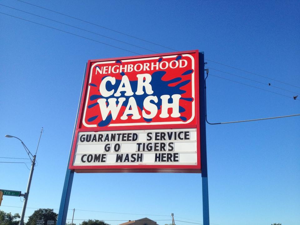 Kleen Rite Car Wash Show