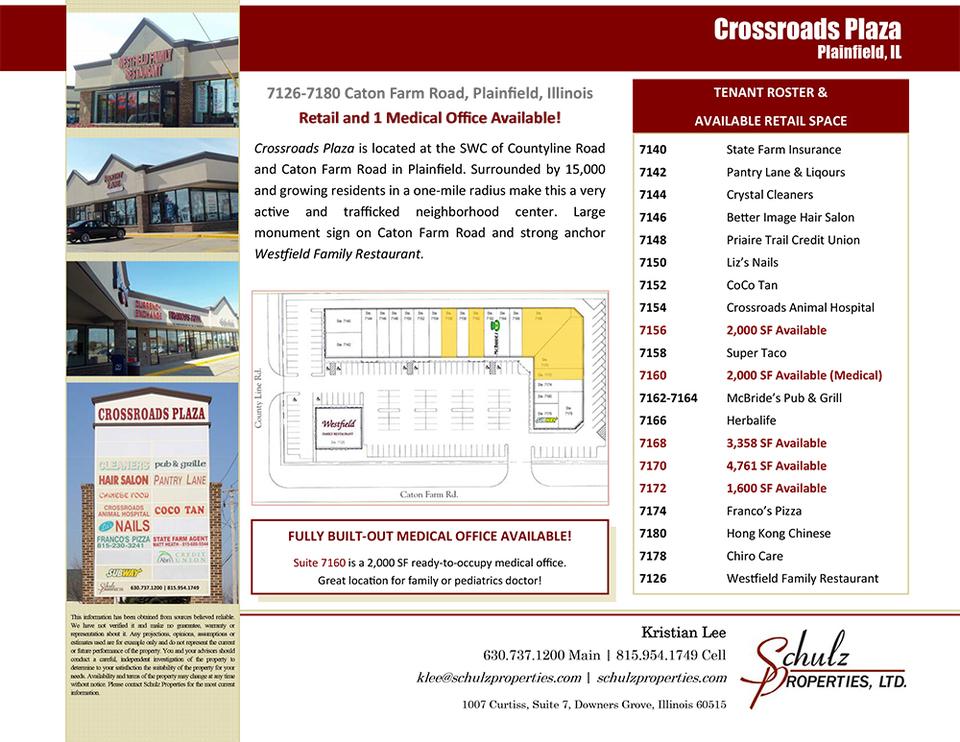 Crossroads Center Plainfield In