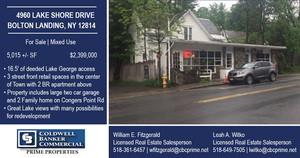 4960 Lake Shore Drive, Bolton Landing, NY, 12814
