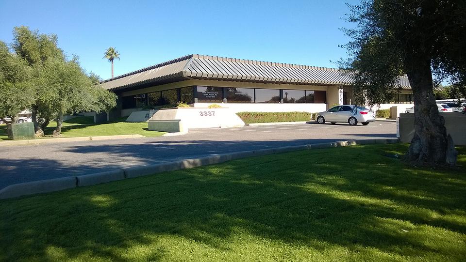 MILLER PROFESSIONAL BUILDING (SUITE 107)