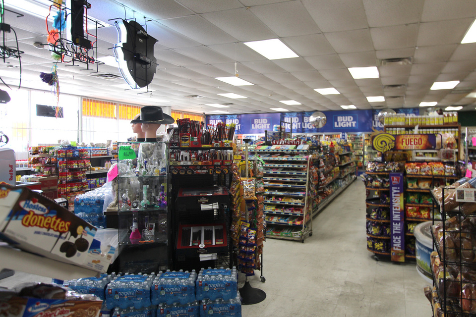 Texas Meat Market Gas Station Grocery Store 3682