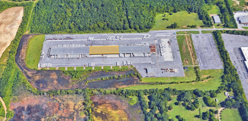 YRC Freight - 345 Roadway Drive, Ringgold, GA, 30736