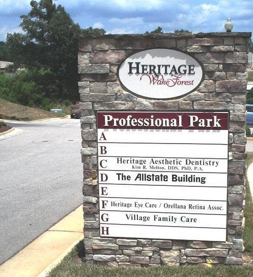 Heritage Professional Park Building Pads - 3203 Rogers Road, Wake