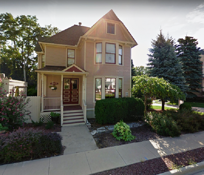 Huron View Apartments In Ypsilanti Michigan: Income / Residential / Office