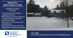 7860 Route 9 , Chester, NY, 12860