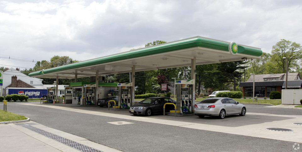 BP Gas Station for Sale Cherry Hill NJ - 1212 Kings Hwy N