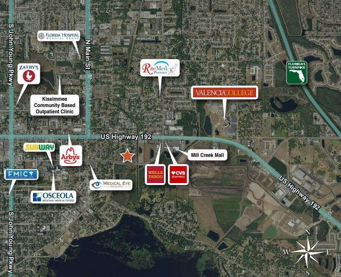 819 E Oak Street, Kissimmee, FL, 34744 - 819 E Oak Street, Kissimmee Kissimmee Fl Maps Streets on kissimmee neighborhood map, kissimmee area map, kissimmee street names, kissimmee area attractions, kissimmee florida, kissimmee downtown map,